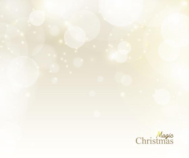 Kerstverlichting achtergrond.