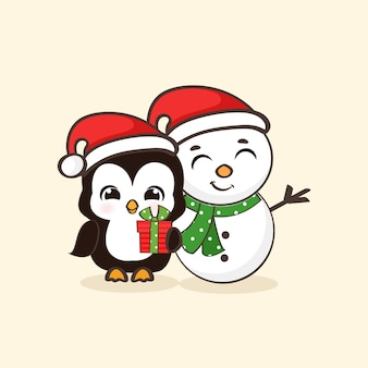 Kerstvrienden