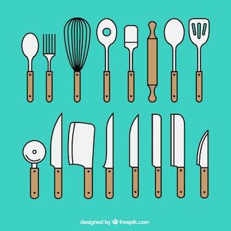 Keuken gereedschappen