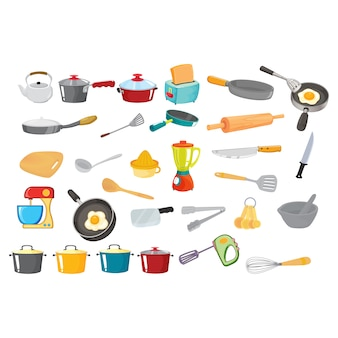 Keukengerei collectie