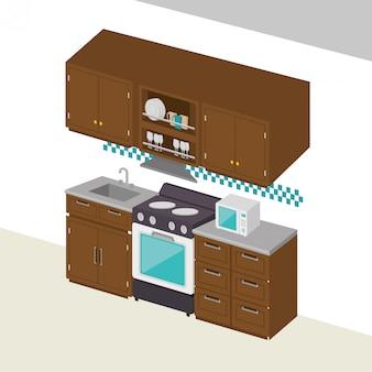 Keukengerei en servies