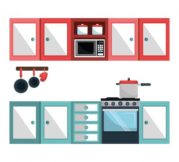 Keukengerei en serviesgoed