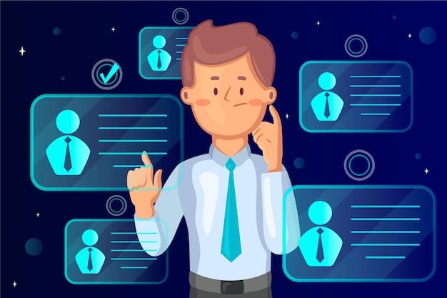 Keuze van het werknemersontwerp