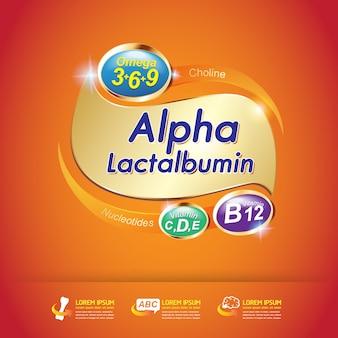 Kids omega calcium en vitamine