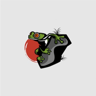Kikker logo