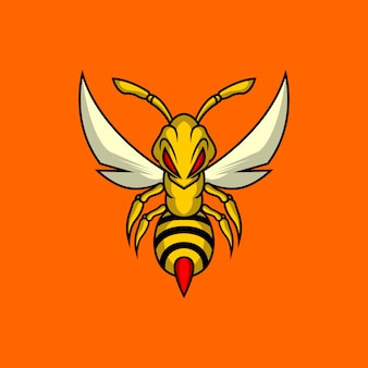 Killer bee-logo