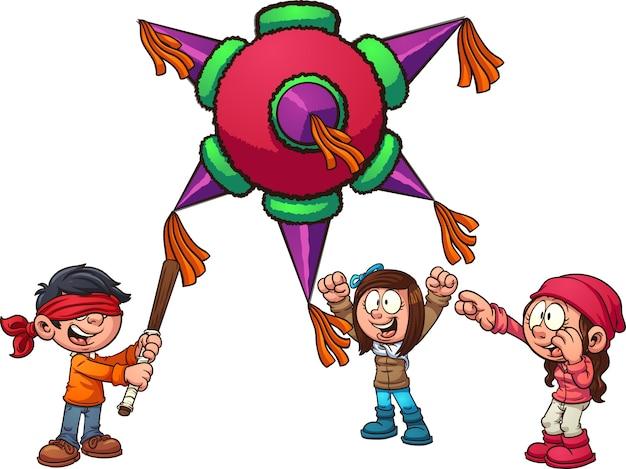 Kinder pinata