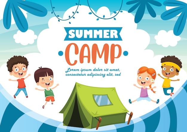 Kinder zomerkamp