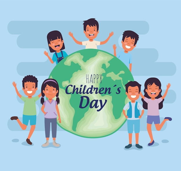 Kinderdag vieren