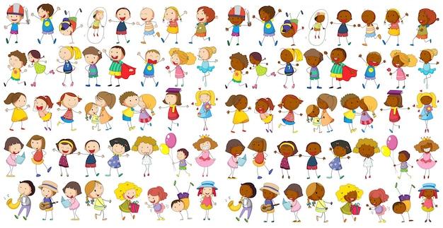 Kinderen culturele