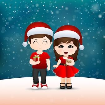 Kinderen kerstmis