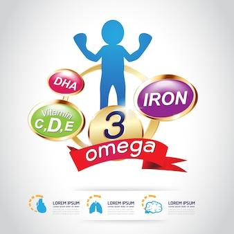 Kinderen omega 3