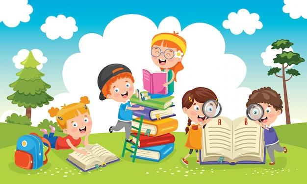 Kinderen onderwijs