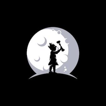 Kinderen raching sterren logo