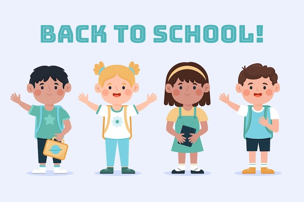 Kinderen terug naar school getrokken