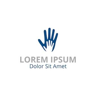 Kinderopvang symbool logo