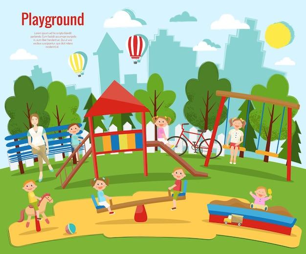 Kinderspeelplaats