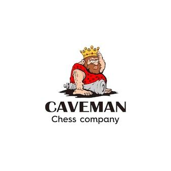 King caveman