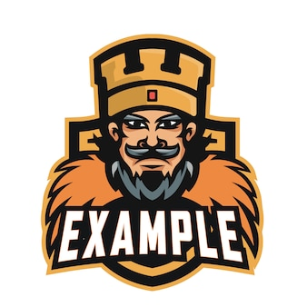 King e sports-logo
