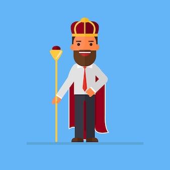 King zakenman