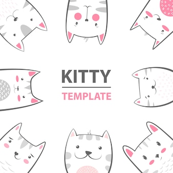 Kitty-personages