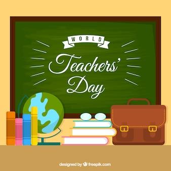 Klas, leraar dag