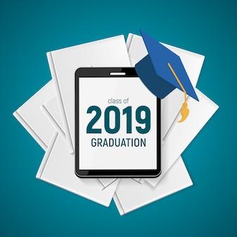 Klasse van 2019 graduarion onderwijsachtergrond.