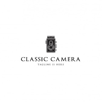 Klassiek camera-logo