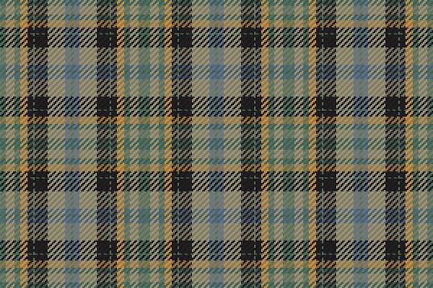 Klassiek geruit tartanpatroon. naadloze abstracte textuur. geometrische kleur behang. vector stof ontwerp.