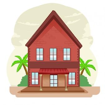 Klassiek huis
