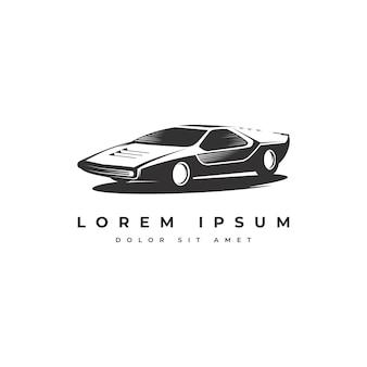 Klassieke auto-logo