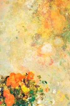 Klassieke bloemenachtergrond