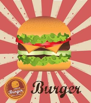 Klassieke burger
