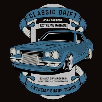 Klassieke drift