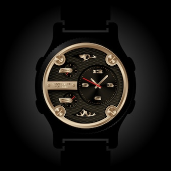 Klassieke horlogesinterface