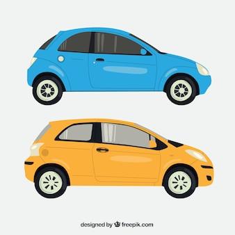 Kleine auto collectie