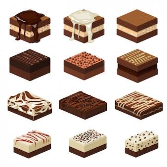 Kleine cakes