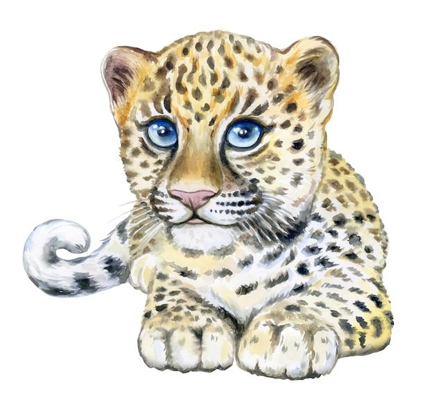 Kleine luipaard
