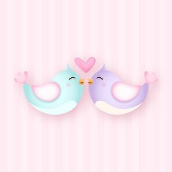 Kleine vogels