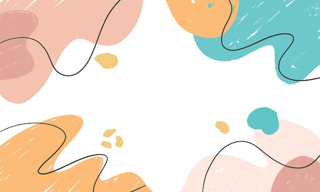 Kleur grunge patroon liquiditeit stijl achtergrond