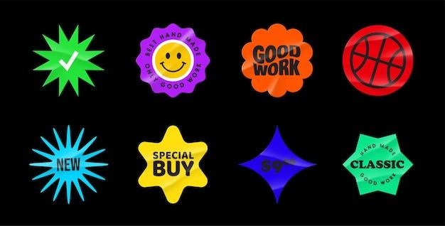 Kleur stickers