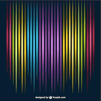 Kleur strepen achtergrond