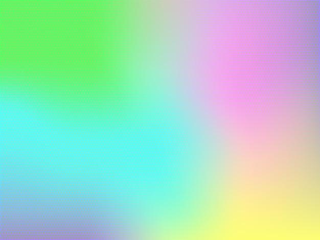 Kleur verloop achtergrond met kleine stippen. modern abstract wazig mesh vectorontwerp voor mobiel