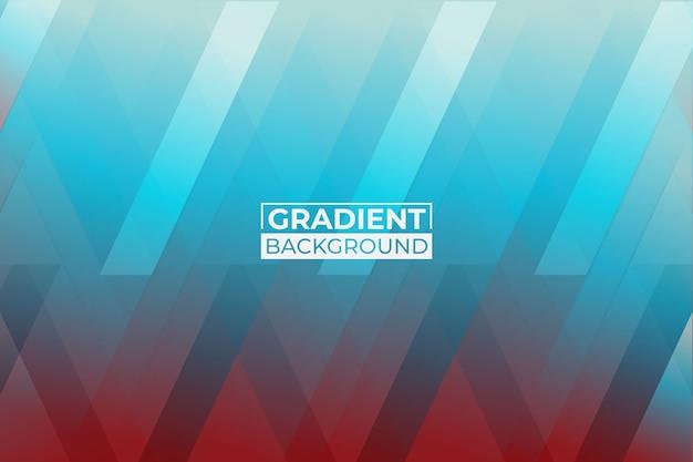 Kleurovergang kastanjebruine en lichtblauwe achtergrond