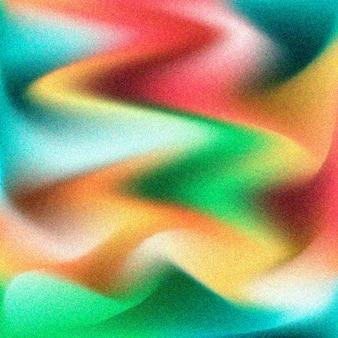 Kleurovergang kleurrijke korrelige textuur