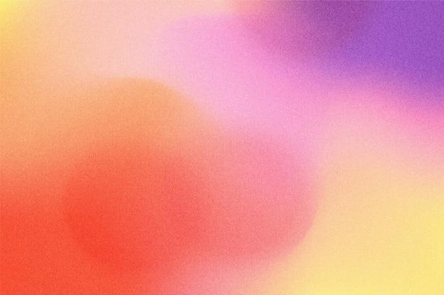 Kleurovergang korrelige textuur Premium Vector