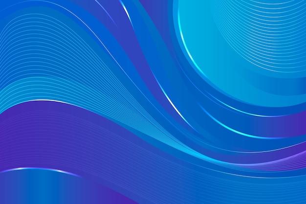 Kleurovergang stijl gladde achtergrond