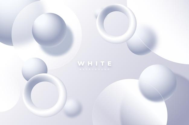 Kleurovergang witte monochrome achtergrond monochrome