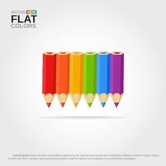 Kleurpotlood set