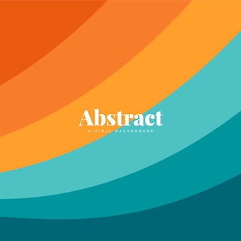 Kleurrijk abstract drukontwerp als achtergrond